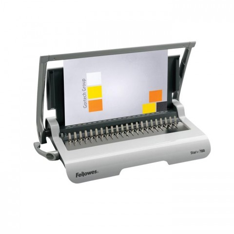 Aparat indosariat manual STAR+ 150 coli, Fellowes