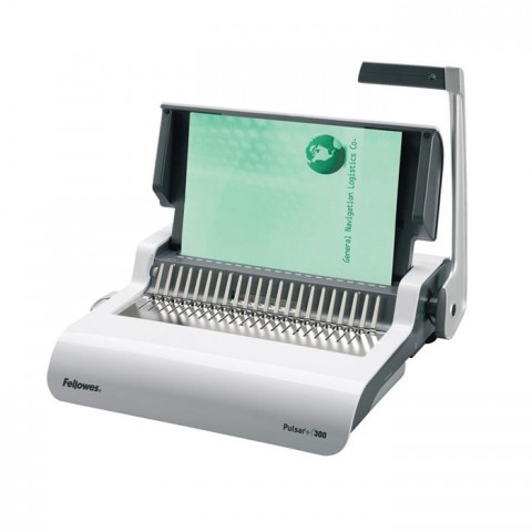 Aparat indosariat manual Pulsar+ 300 coli, Fellowes