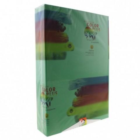 Hartie colorata, A4, 80g/mp, verde christmas, 500 coli, Clariana