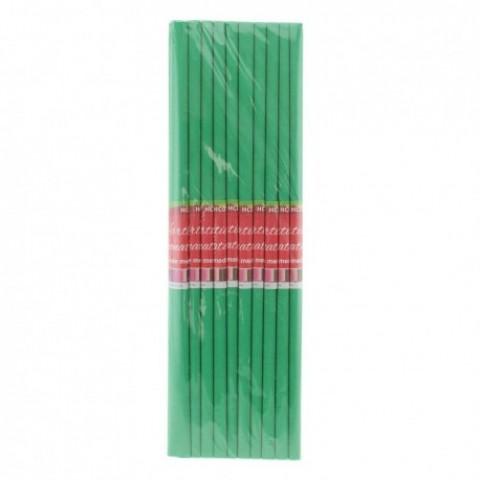 Hartie creponata, verde mediu, Daco