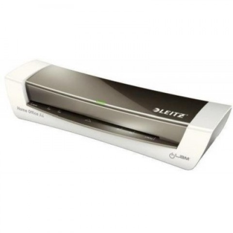 Laminator A4, ILAM Home Office, gri, Leitz