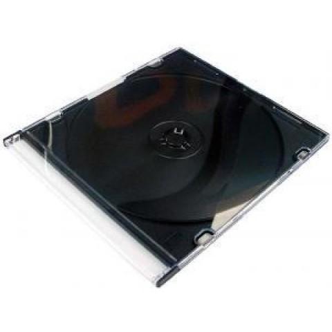 Carcasa CD/DVD slim - 200 buc