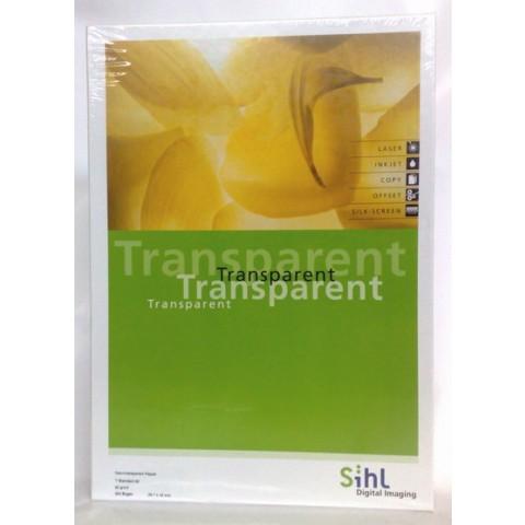 Hartie calc SIHL, format A4, 92 g/mp, 500 coli/top