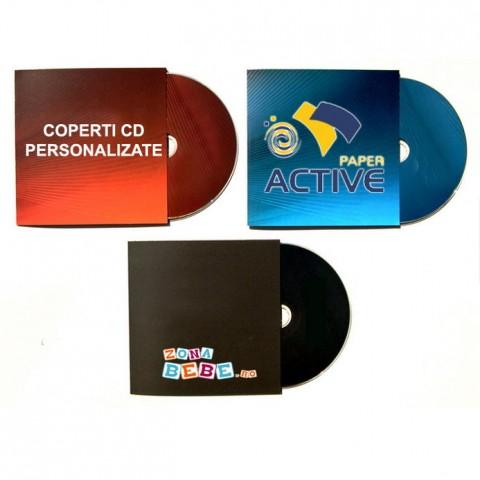 Coperti CD, personalizate