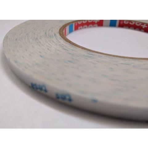 Banda dublu adeziva, 6 mm x 50 m, TESA
