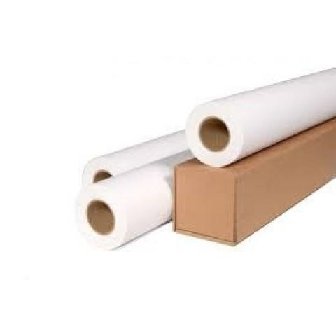 Rola pentru copiator, Bright White, Ricoh, format A1+, 75 g/mp, 175 ml