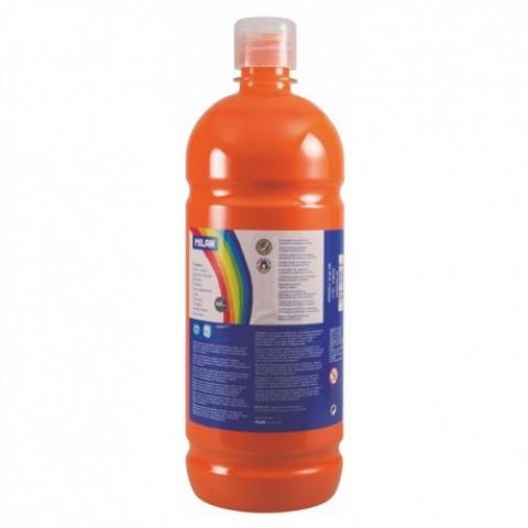 Tempera, 1000 ml, portocaliu, Milan