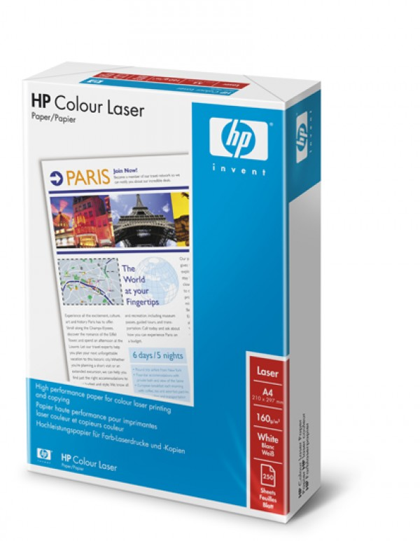 Hartie HP Color Laser - A4 - 160 g/mp