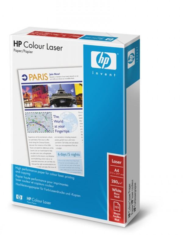 Hartie HP Color Laser - A4 - 280 g/mp