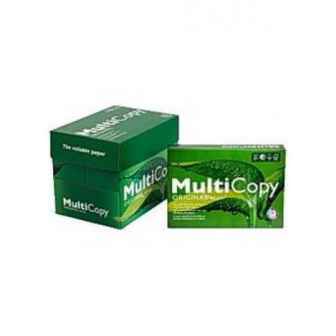 Hârtie Copiator, MultiCopy A4, 80g/mp, 500 coli/top